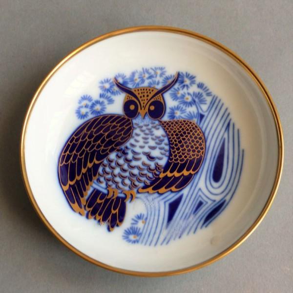 Vintage porcelain plate...