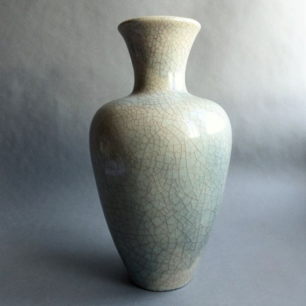 Large ceramic vase from the...