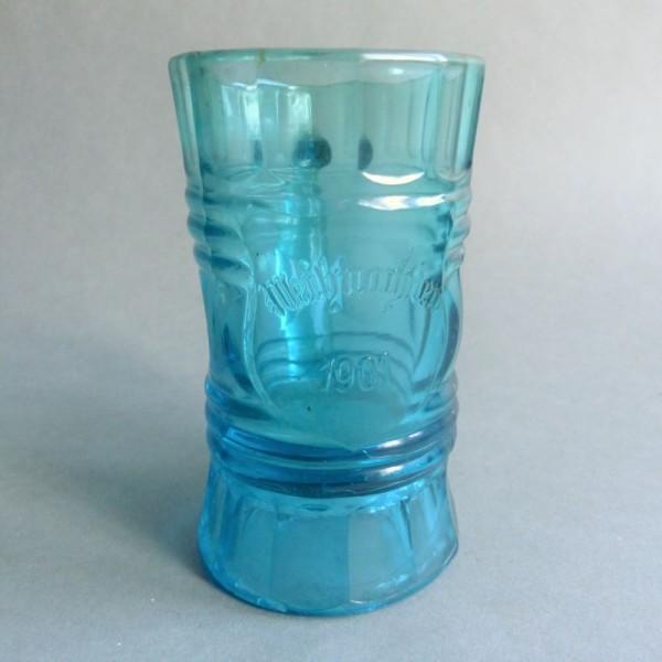 Christmas drinking glass....