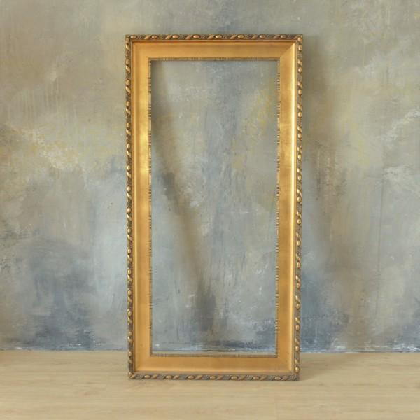 Antiguo marco de madera...