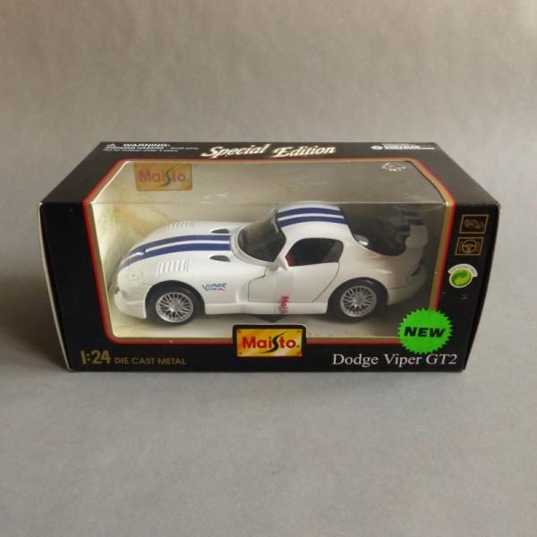 Maisto model car. Dodge...