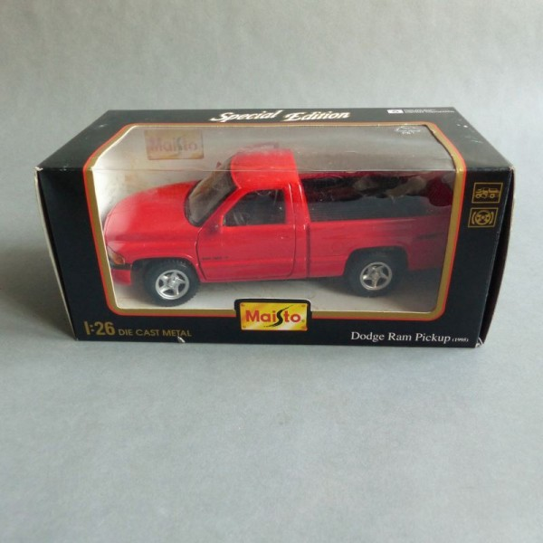 Maisto model car. Dodge Ram...