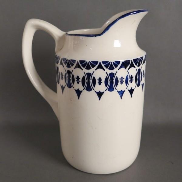 Art Nouveau ceramic water...