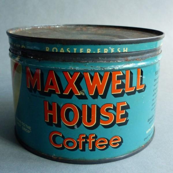 Caja de chapa de Maxwell...
