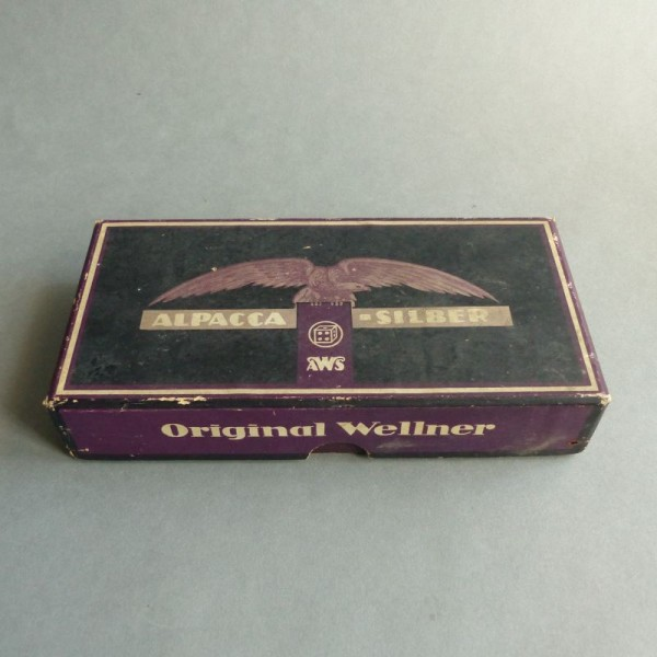 Besteck Karton Wellner...
