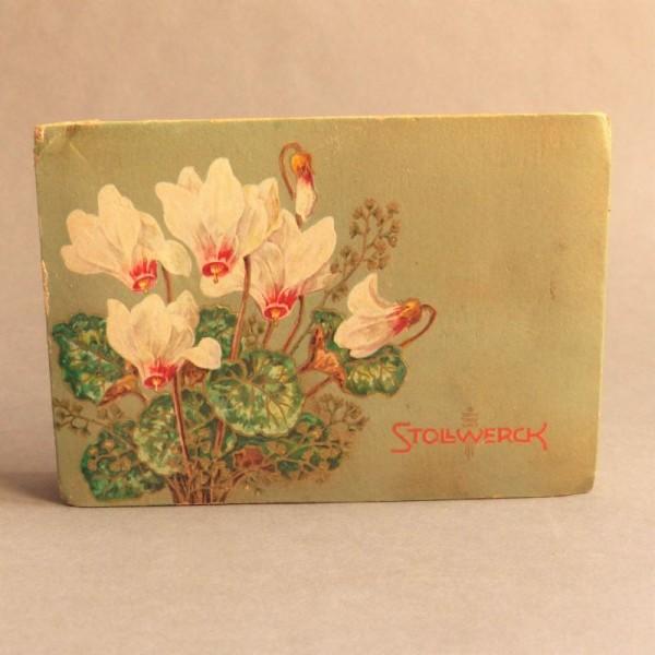 Stollwerck chocolate box....