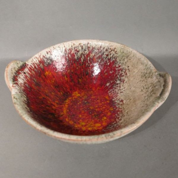Ceramic bowl from the...