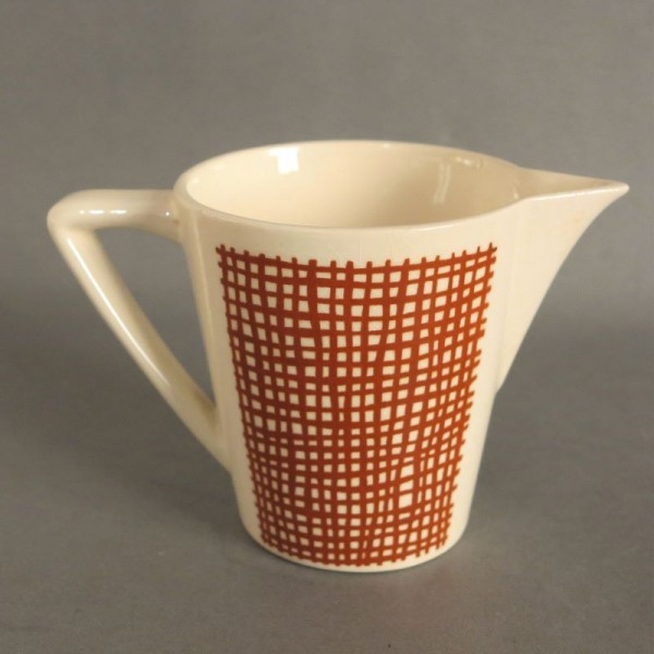 Vintage ceramic milk jug....