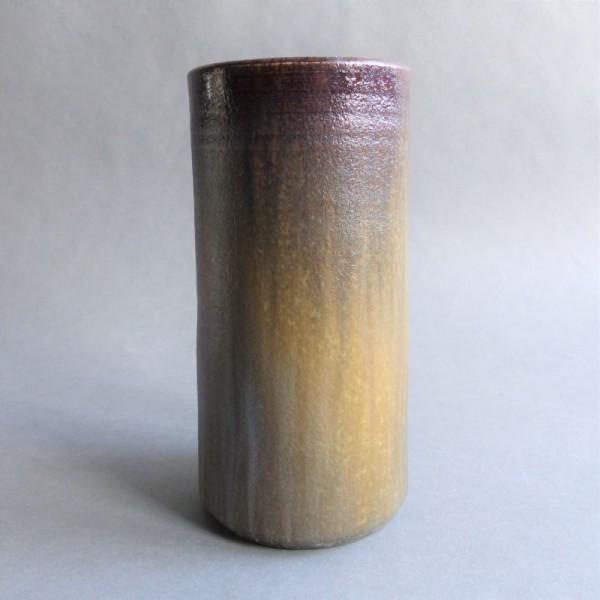 Vintage ceramic vase. Asia...