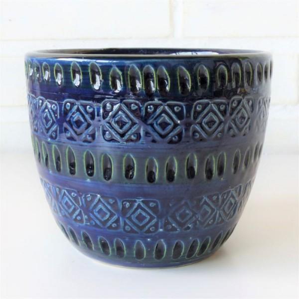 Maceta de cerámica de...
