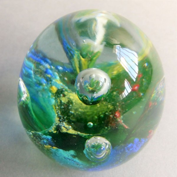 Pisapapeles de cristal de...