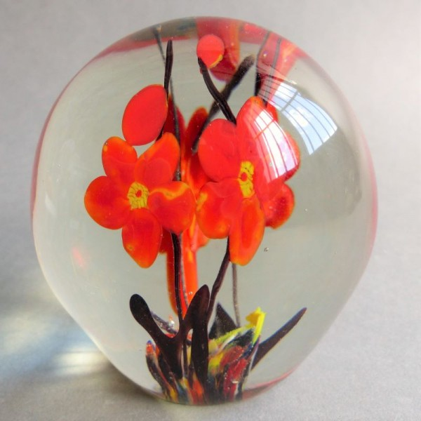 Glassi paperweight from...