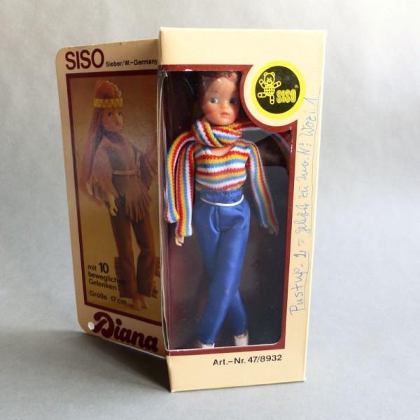 Puppe DIANA von Siso...