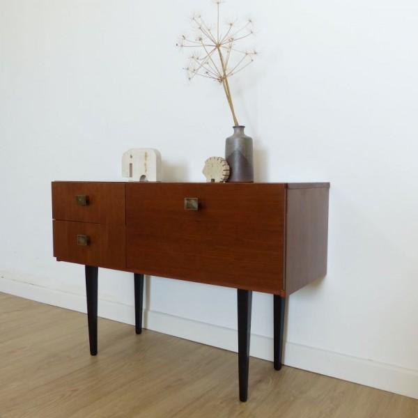 Vintage side cabinet. 1950...