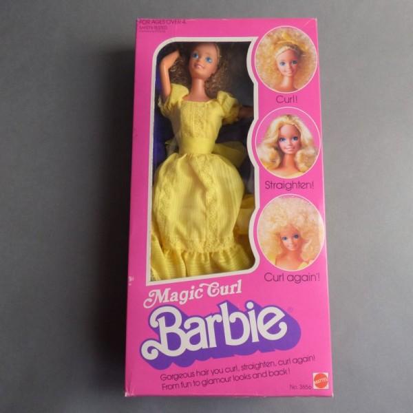 Unbespielt! Barbie Magic...
