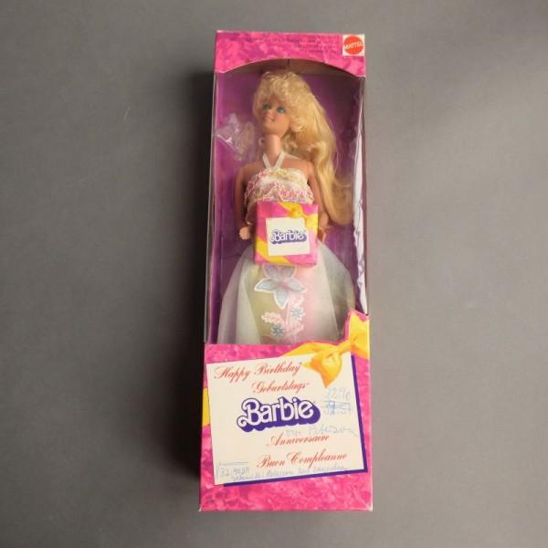 Unbespielt! Barbie Happy...