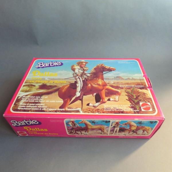 Unbespielt! Barbie Dallas...