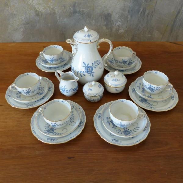 Meissen porcelain coffee...