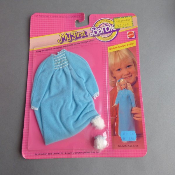 OVP. My First Barbie...