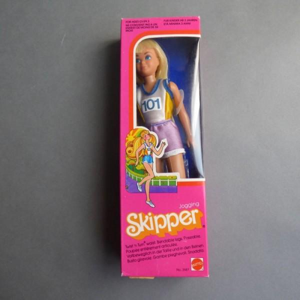 Precintado. Barbie Skipper...