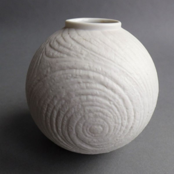 Porcelain vase from...
