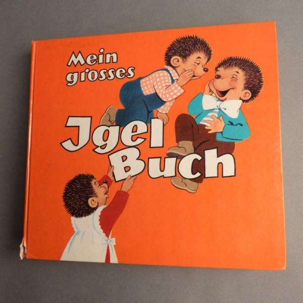 Mein grosses Igel Buch. 1961