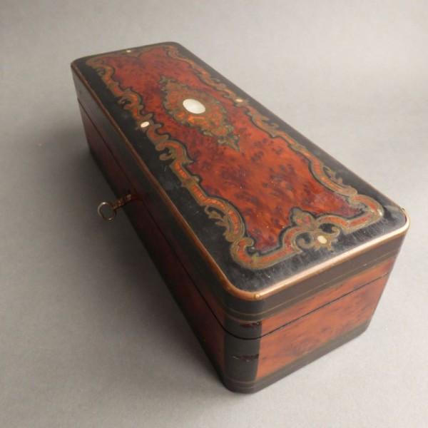 Antique jewelry box....