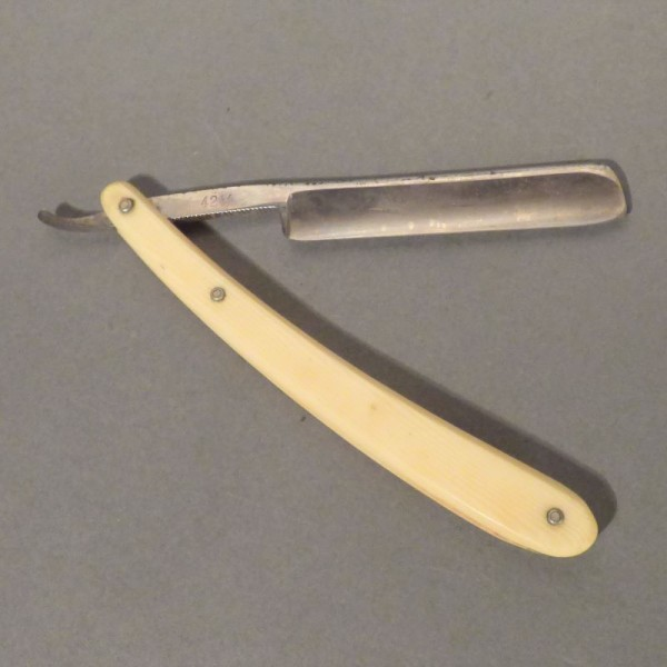 Antique razor knife from...
