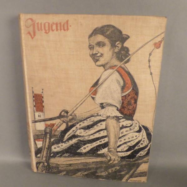 Book Jugend 1902 Tape II...