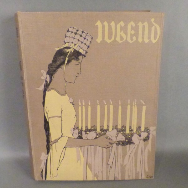 Buch Jugend 1906 Band I...
