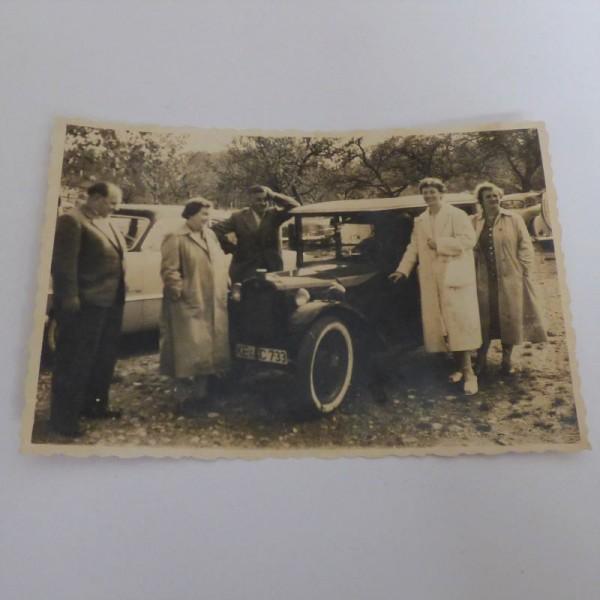 Original photo of antique...