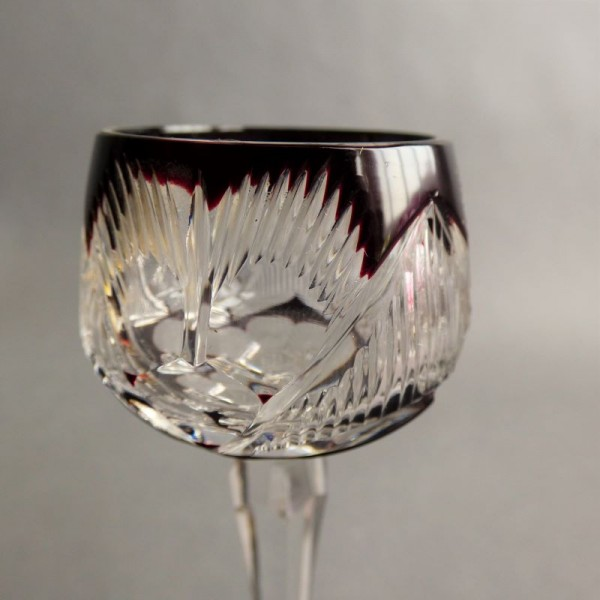 Vintage liqueur glass. 1960...