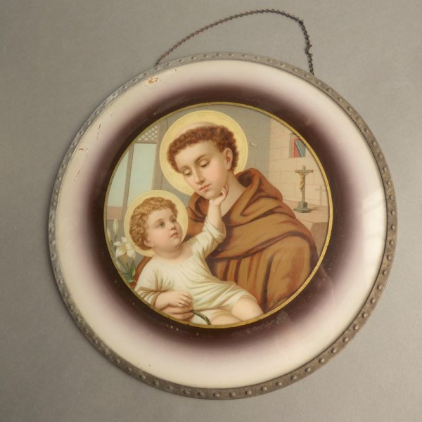 Saint Anthony of Padua with...