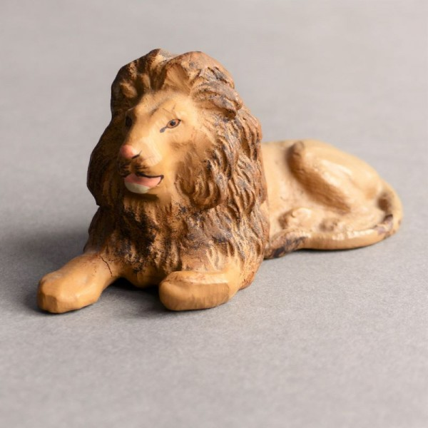 Tierfigur Löwe von Lineol....