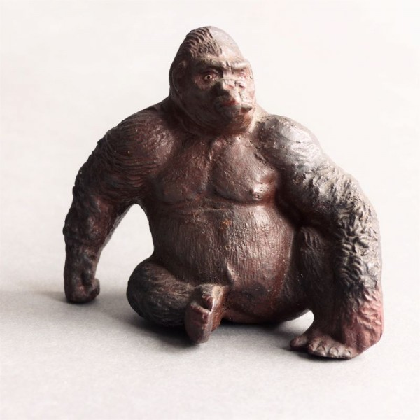 Gorilla figure by...