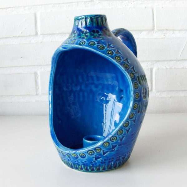 Candelabro de cerámica....