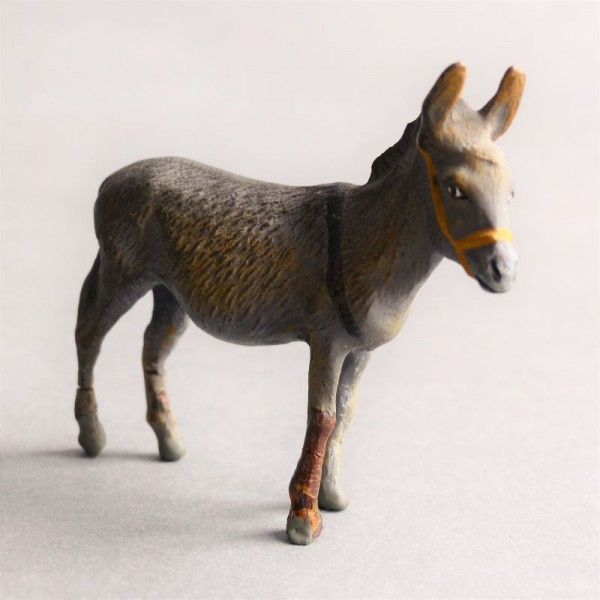 Donkey figure by Elastolin....