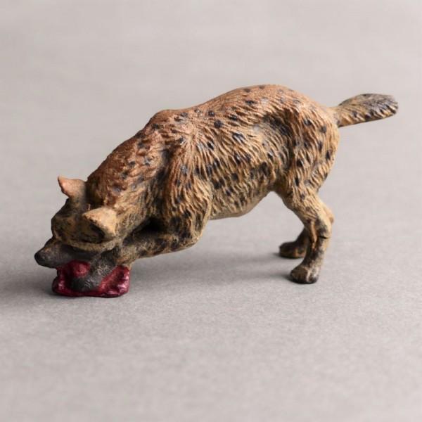 Hyena figure by Elastolin....
