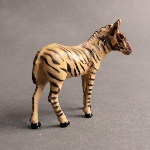 Zebra figure by Lineol /...