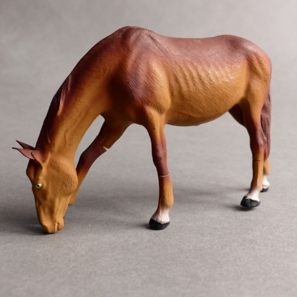 Horse figure by Lineol /...