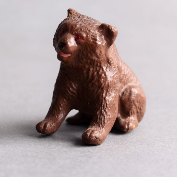 Bear figure by Lineol /...