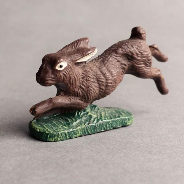 Rabbit figure by Elastolin....