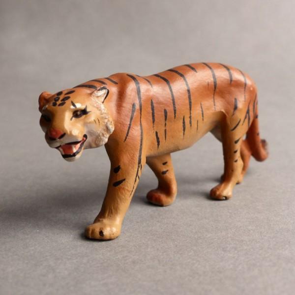 Antiguo juguete. Tigre de...
