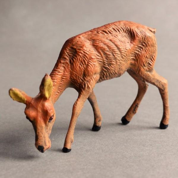 Tierfigur Reh von Lineol /...
