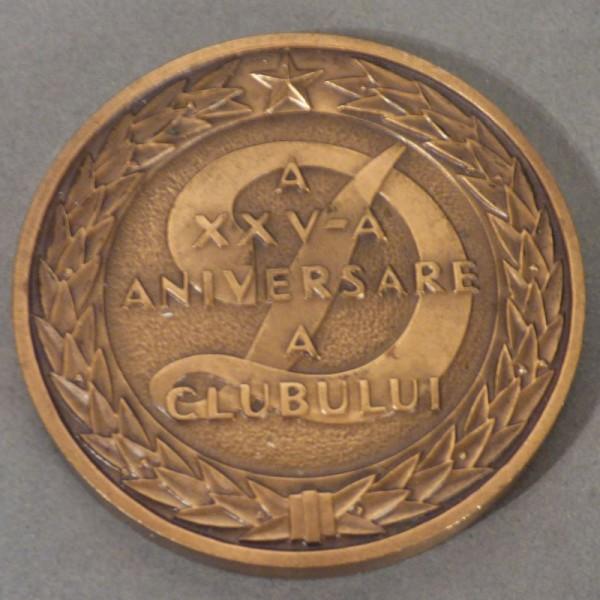 Medalla de aniversario....