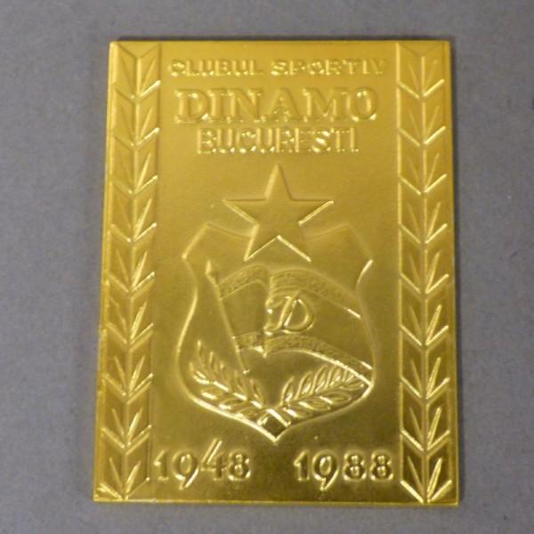 Medaille zum Jahrestag....