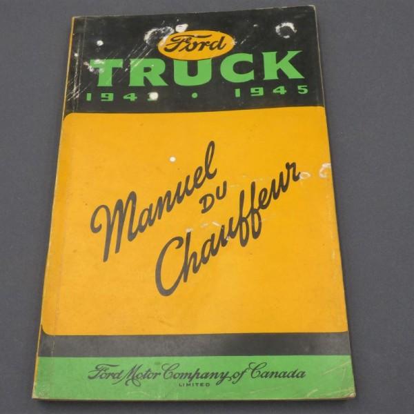 Ford Truck Manuell du...