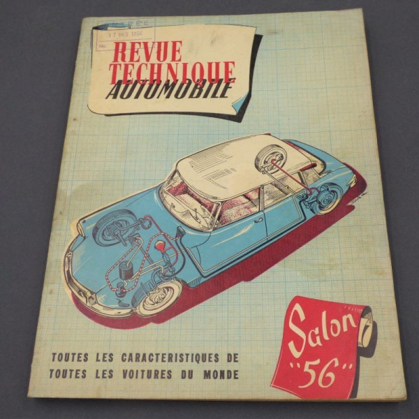 Revue Technique Automobile...