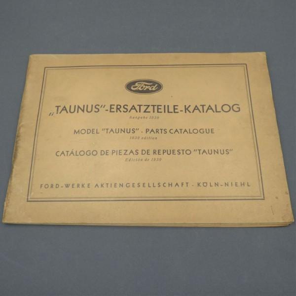 Ford Taunus spare parts...