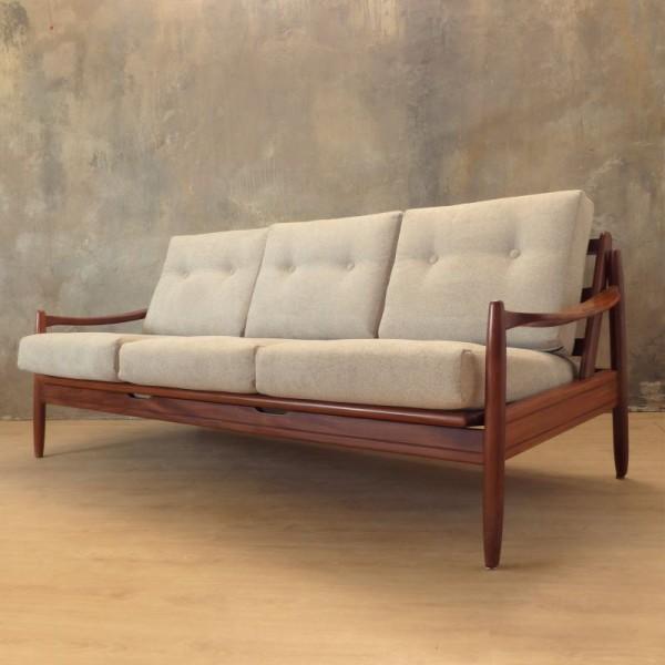 Sofa daybed in Scandinavian...